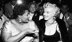 Marilyn and Ella
